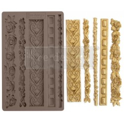 Elegant Borders Re-Design Decor Mould Prima Marketing