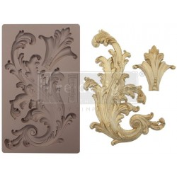 Portico Scroll II Re-Design Decor Mould Prima Marketing