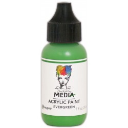 Evergreen Media Heavy Body Acrylic Paint Dina Wakley Ranger