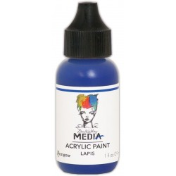 Lapis Media Heavy Body Acrylic Paint Dina Wakley Ranger
