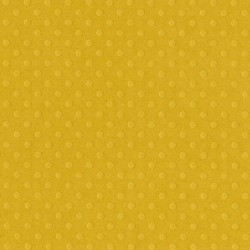 """Honey Dotted Swiss Cardstock 12""""x12"""" Bazzill"""