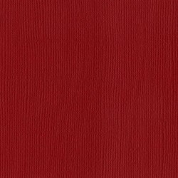 "Blush Red Dark Mono Canvas Cardstock 12""x12"" Bazzill"