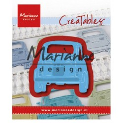 Fiat 500 Die Craftables Marianne Design