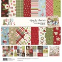 "Holly Jolly Collection Kit 12""x12 Simple Stories"