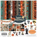 "Happy Halloween Collection Kit 12""x12"" Carta Bella"