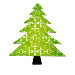 Christmas Tree Bigz Die Sizzix