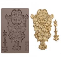 Golden Emblem Re-Design Decor Mould Prima Marketing