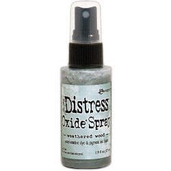 Weathered Wood Distress Oxide Spray