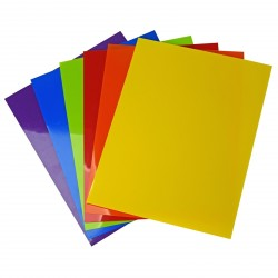 Shrink Plastic Colori Assortiti A6 Vaessen Creative