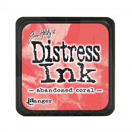 Abandoned Coral Distress Mini Ink Pads Tim Holtz