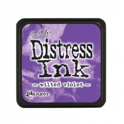 Wilted Violet Distress Mini Ink Pads Tim Holtz