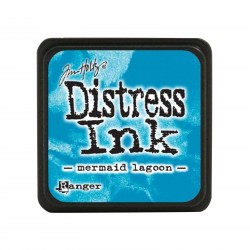 Mermaid Lagoon Distress Mini Ink Pads Tim Holtz