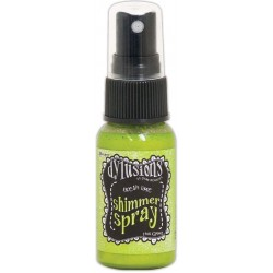 Fresh Lime Dylusions Ink Shimmer Spray by Dyan Reaveley