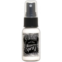 White Linen Dylusions Ink Shimmer Spray by Dyan Reaveley