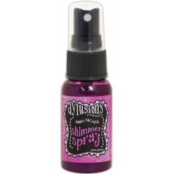 Funky Fuchsia Dylusions Ink Shimmer Spray by Dyan Reaveley