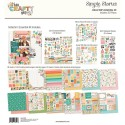 "Hey, Crafty Girl Collector's Essential Kit 12""x12 Simple Stories"