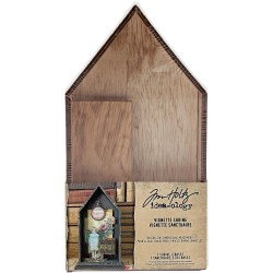 Vignette Shrine Idea-ology by Tim Holtz