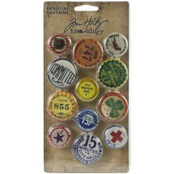 Vintage Flair Idea-ology by Tim Holtz
