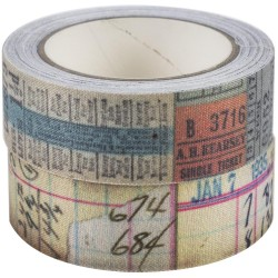 Fabric Tape Idea-ology by Tim Holtz