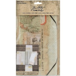 Travel Folio Idea-ology by Tim Holtz