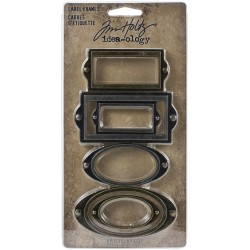 Label Frames Idea-ology by Tim Holtz