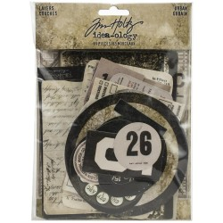Urban Layers Idea-ology by Tim Holtz