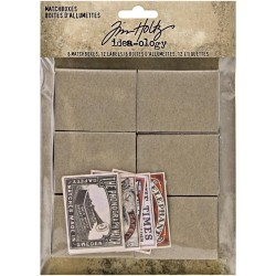 Tiny Clips Idea-ology by Tim Holtz
