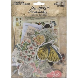 Field Notes Ephemera Pack Idea-ology by Tim holtz