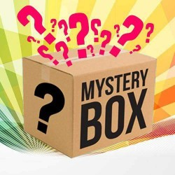 Mixed Media Mistery Box