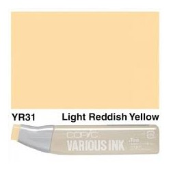 YR31 Light Reddish Yellow