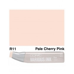 R11 Pale Cherry Pink Various Ink