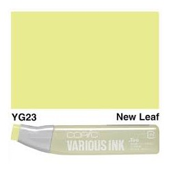 YG23 New Leaf Various Ink