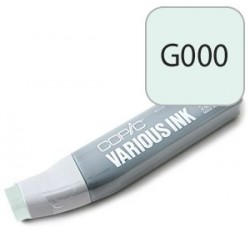 G000 Pale Green Various Ink