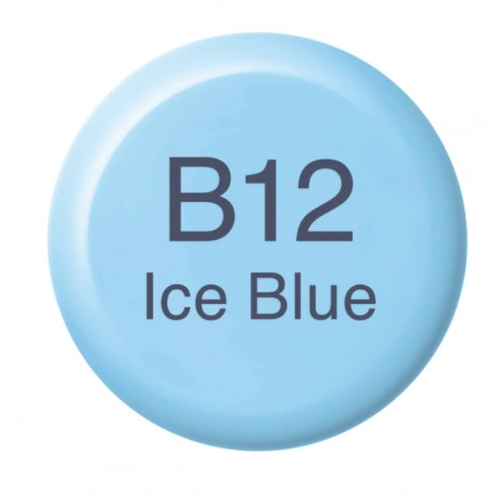 B12 Ice Blue Copic Ink