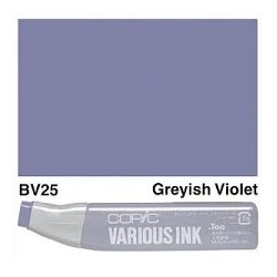 BV25 Grayish Violet Various Ink