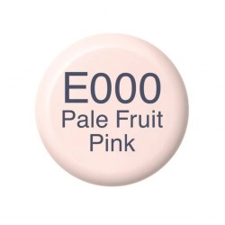 E000 Pale Fruit Pink Copic Ink