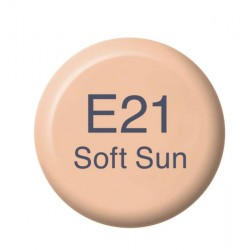 E21 Soft Sun Copic Ink