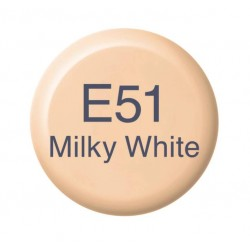 E51 Milky White Copic Ink