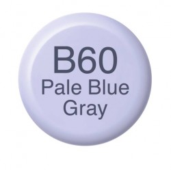 B60 Pale Blue Gray Copic Ink