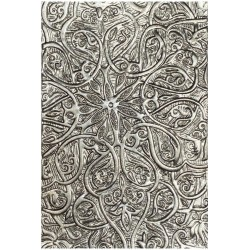 Engraved 3D Texture Fades Embossing Folder Sizzix by Tim Holtz