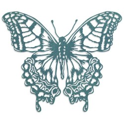 Perspective Butterfly Thinlits Dies Sizzix by Tim Holtz