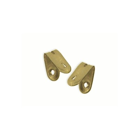Paper Fastners Antique Brass