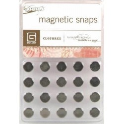 Magnetic Snaps Small