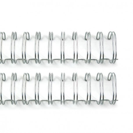 "0.75"" Silver Wires Cinch 2/Pkg"