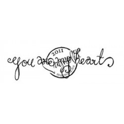 You are my Heart (text)