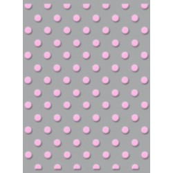 Ossie Dots Craft C. Embossing Folder