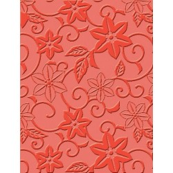 In Bloom Craft C. Embossing Folder